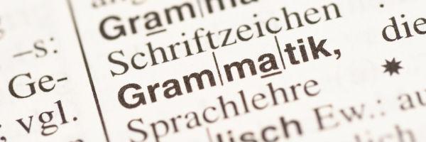 Grammatik des Reitens -  Erlernen einer Sprache